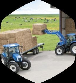 NH Tractors