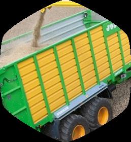 Silagewagens
