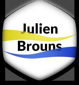 Julien Brouns Logo